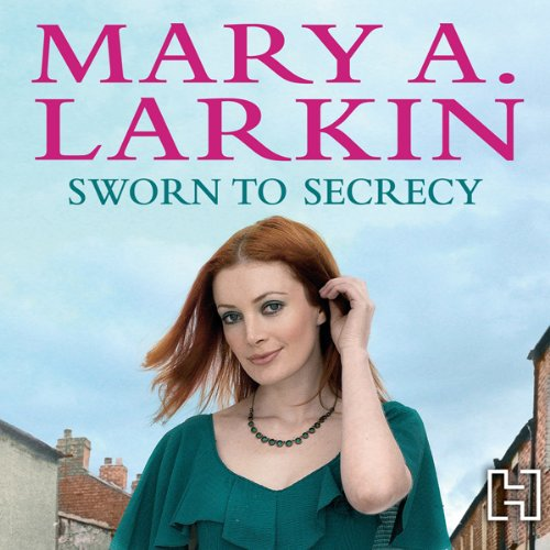Sworn to Secrecy audiobook cover art