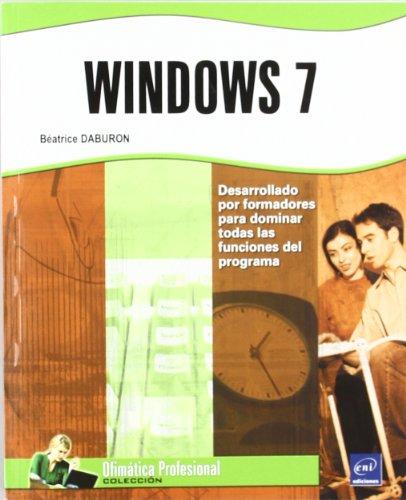 Windows 7 (Ofimatica Profesional)