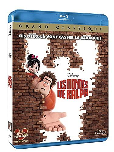 Blu-ray les mondes de ralph
