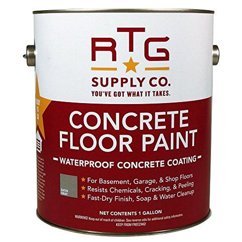 RTG Concrete Floor Paint