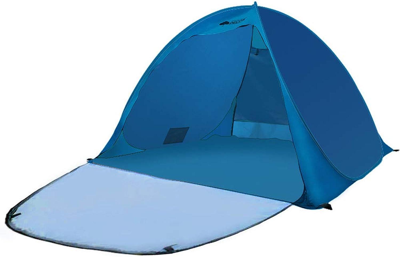 Giow Outdoor-Campingzelt, Vollautomatisches Zelt Wasserdichte Sonnencreme 3 Bis 4 Personen,B B07PLHWQCS  Spezielle Funktion