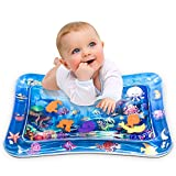 Infinno Inflatable Tummy Time Mat Premium Baby Water Play...