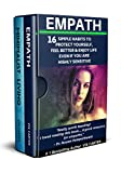 Mindful Living Book 2 - Empath & Minimalist Living: 2 Manuscripts: Protect Yourself, Feel Better and Live A Happier Life By Eliminating Worry, Anxiety & Clutter From Your Life (English Edition)