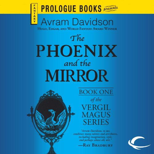 The Phoenix and the Mirror cover art