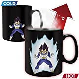 ABYstyle - DRAGON BALL - thermisch reaktiv Tasse - 460 ml - Vegeta