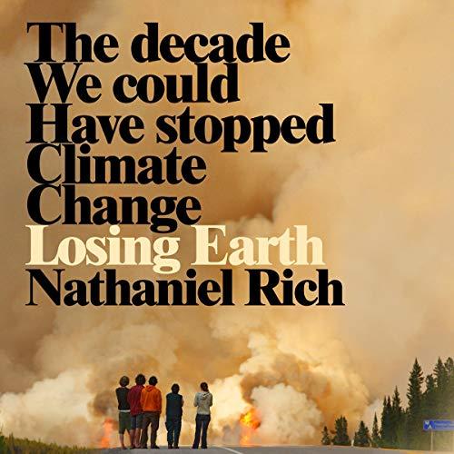 Couverture de Losing Earth