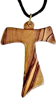 Bethlehem Large Tau - Franciscan Cross Necklace