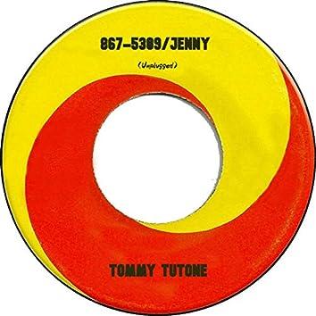 867-5309/Jenny (Unplugged)