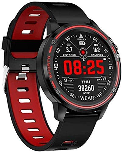 Ip68 Reloj inteligente resistente al agua ECG + PPG presión arterial de corazón Multi-Deportes Modo Inteligente Pulsera Deportes Fitness Relojes - 1