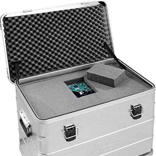 Preisvergleich Produktbild Würfelschaum,  Transportschutz für 47 L ALU-Box - 36047