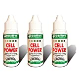 Cell Power Liquid High-Energy Concentrate , 1 oz. Bottle (Pack of 3) -Original 1949 Formula: pH Balancing, Oxygen Producing -1 oz. Makes over 75 quarts (3)