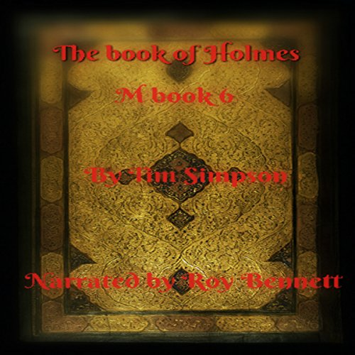 Book of Holmes: the Final Chapter audiobook cover art