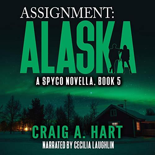 Assignment: Alaska cover art