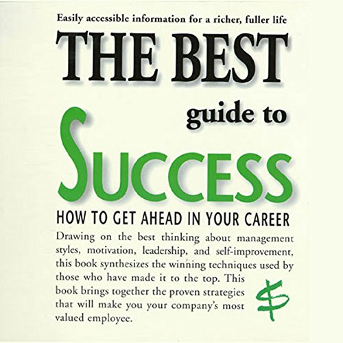The Best Guide to Success audiobook cover art