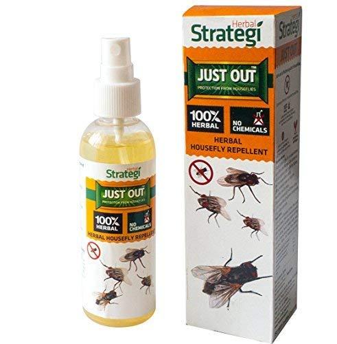 STRATEGI Herbal Fly Repellent 100ml