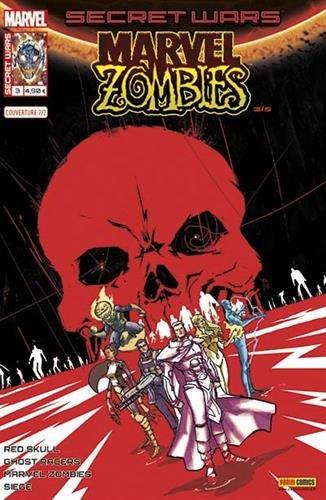 Secret wars : marvel zombies 3 2/2 r.rossmo