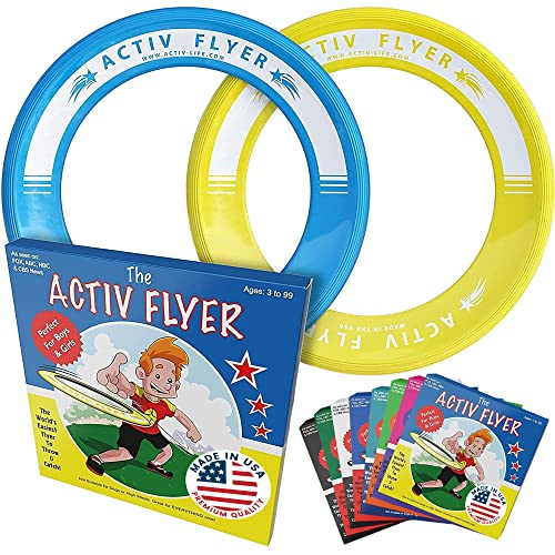 Activ Life Frisbee Ring Toss Game