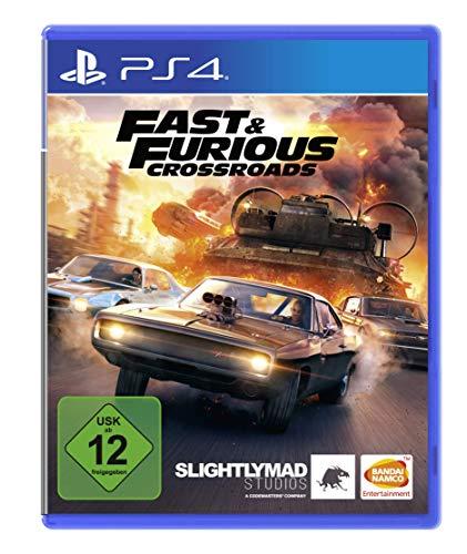 Fast & Furious Crossroads - [PlayStation 4]