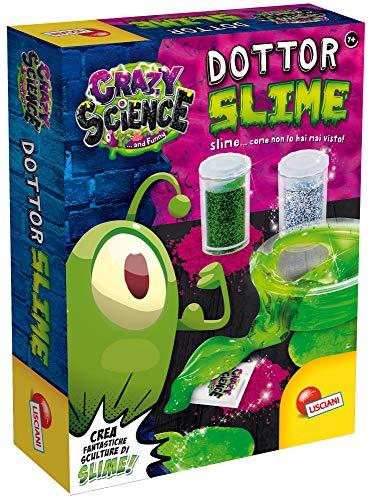 Lisciani Spiele - Crazy Science Doctor Slime Lernspiel, Mehrfarbig, 73023