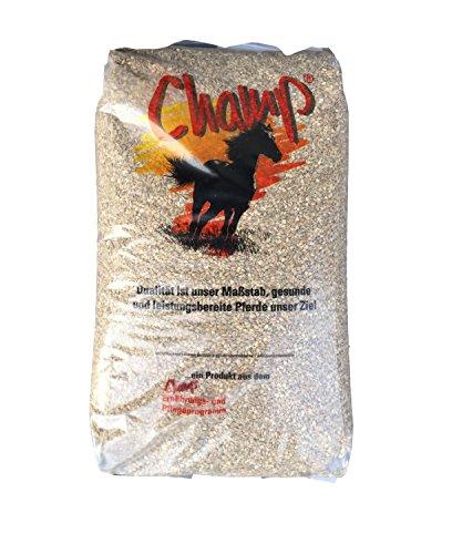 Champ Hafer für Pferde gequetscht, 20 kg
