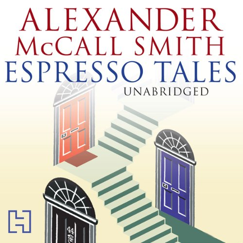 Espresso Tales audiobook cover art