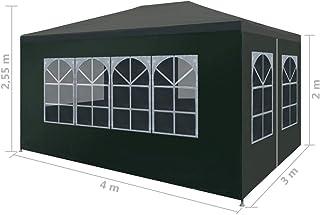 Amazon.fr : Tonnelle Pliante 3x3 Verte