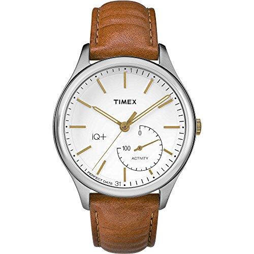 Timex IQ+ Herren-Smartwatch, Casual-Angebot TW2P94700