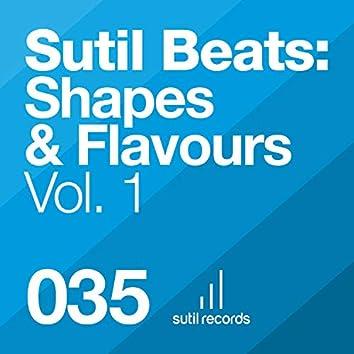 Sutil Beats: Shapes & Flavours, Vol. 1