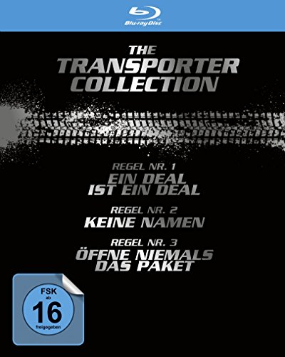 Transporter - Collection [Blu-ray]