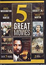 5 Great Movies: Hidden in Silence, Surviving Hitler a Love Story, Prisoner of Paradise, License to Kill, a Gathering of Old Men by Denzel Washington
