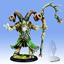 PIP72079 Circle Orboros: Brennos the Elderhorn Satyr by Privateer Press Miniatures