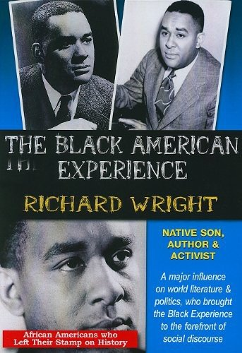 Richard Wright: Native Son Author & Activist [DVD] [Region 1] [NTSC] [US Import]
