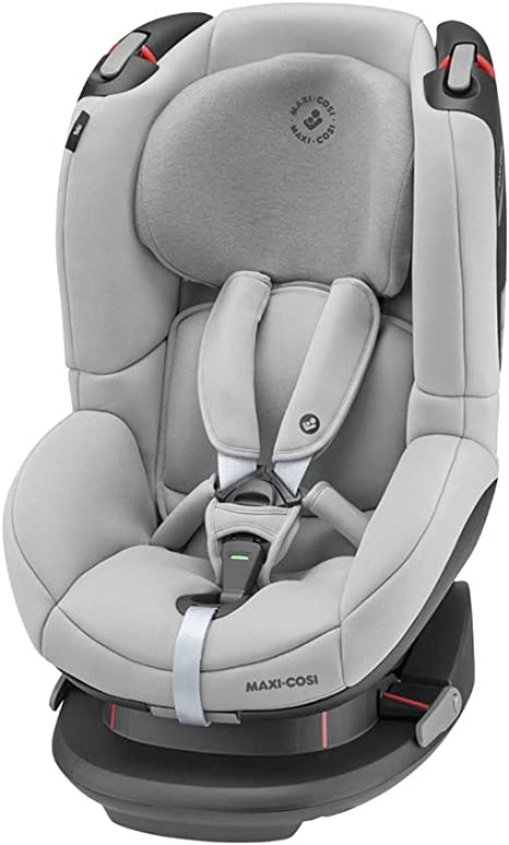 Maxi-Cosi Tobi Toddler Car Seat Group 1, Forward-Facing Reclining Car Seat, 9 Months - 4 Years, 9-18 kg, Authentic Grey: image