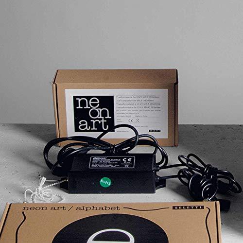 SELETTI Trasformatore per Lampade Neon Font 220/240 Volt 2Kv - Max 3 Lampade