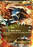 White Kyurem Ex Plasma Storm 96/135 Pokemon Card