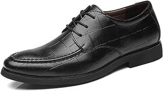 [HYF] メンズ シューズ 靴 ファッション フォードシューズ 防水 軽量 通気性 紳士靴 耐久性