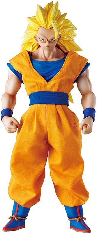 la mejor selección de SHWSM DOD Goku, colección de de de Juguetes de PVC, Figuras de Personajes, decoración de Modelos de Juguetes de Estatua, Anime Dragon Ball (21 cm)  respuestas rápidas