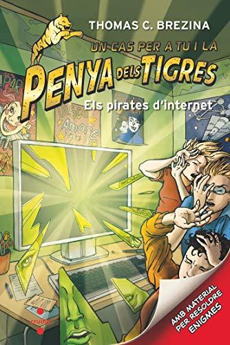 Els pirates d'internet (Equipo tigre, Band 8)