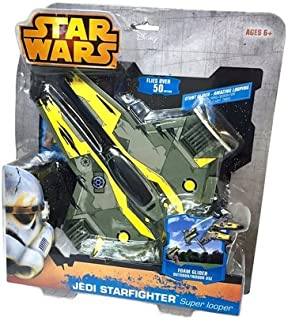 Star Wars Jedi Star Fighter Super Looper FT800JF Foam Glider