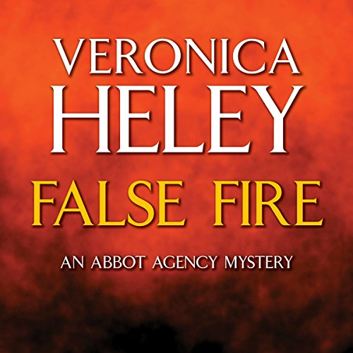 False Fire audiobook cover art