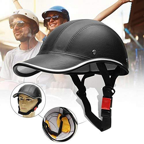 Unisex Winddichter Fahrradhelm für Erwachsene, Mountainbike, Outdoor-Sicherheitshelm Free Size Schwarz - 2