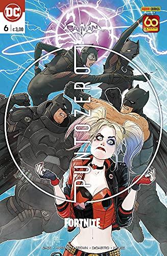 Batman/Fortnite 6 punto zero