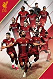 FC Liverpool - Soccer Poster (The Players - Season 2019/2020) (Size: 24 x 36 inches)