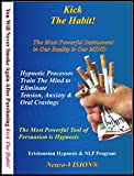 Quit Smoking Self Hypnosis CD & NLP (5 Sessions on 1 CD) Relieves The Compulsion to Smoke - Neuro-Vision Kick The Habit!