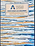 Everything's an Argument, 7th edition, UTA