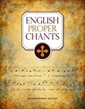 English Proper Chants: Accompaniment Edition