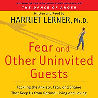 Fear and Other Uninvited Guests audiobook cover art