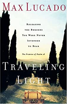 Paperback Traveling Light: Releasing the Burdens You Were Never Intended to Bear Book