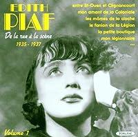 De La Rue a La Scene 1935-1937