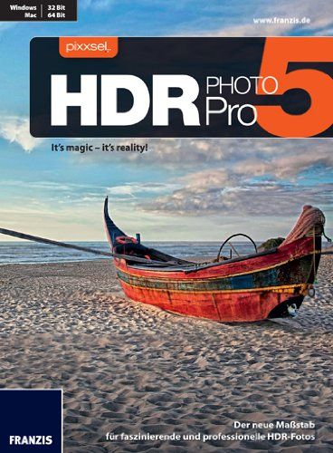 FRANZIS HDR Photo Pro 5